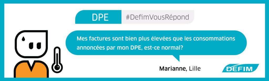 Actualité DPE